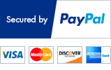 Secure encrypted payments through Paypal